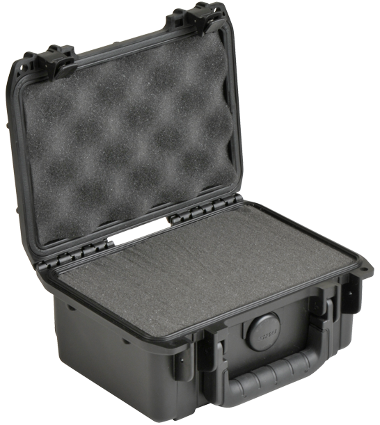Waterproof Cubed Foam Military Case