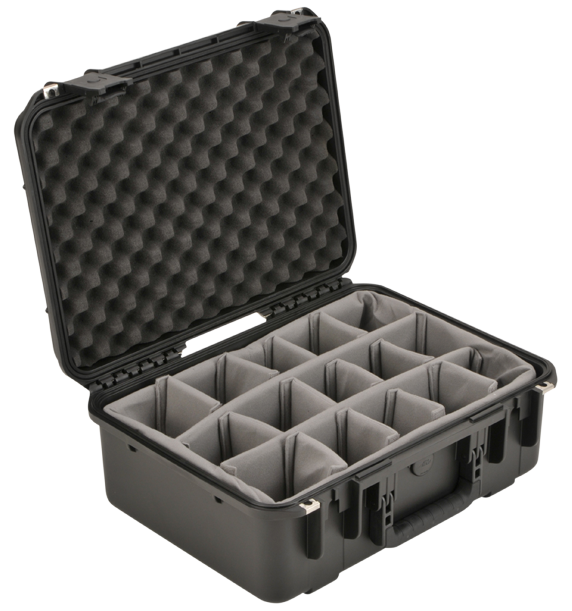 Padded Dividers Industrial Shipping Cases