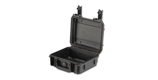 SKB iSeries 0907-4 Waterproof Utility Case - open empty left