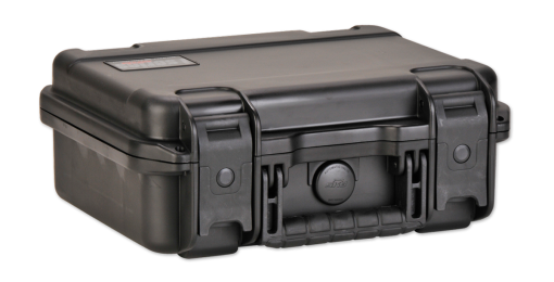 SKB iSeries 0907-4 Waterproof Utility Case - closed left front