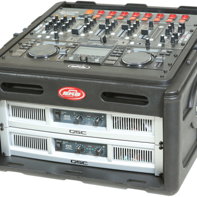 Audio and DJ Rack Case