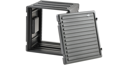 12U Roto Rack Case