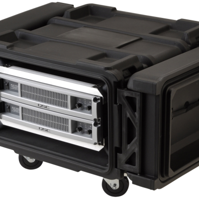 4U Roto Shock Rack Case