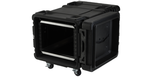 8U Roto Shock Rack Case