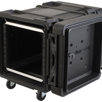 10U Roto Shock Rack Case