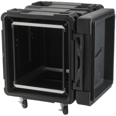 12U Roto Shock Rack Case