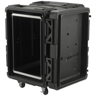 14U Roto Shock Rack Case