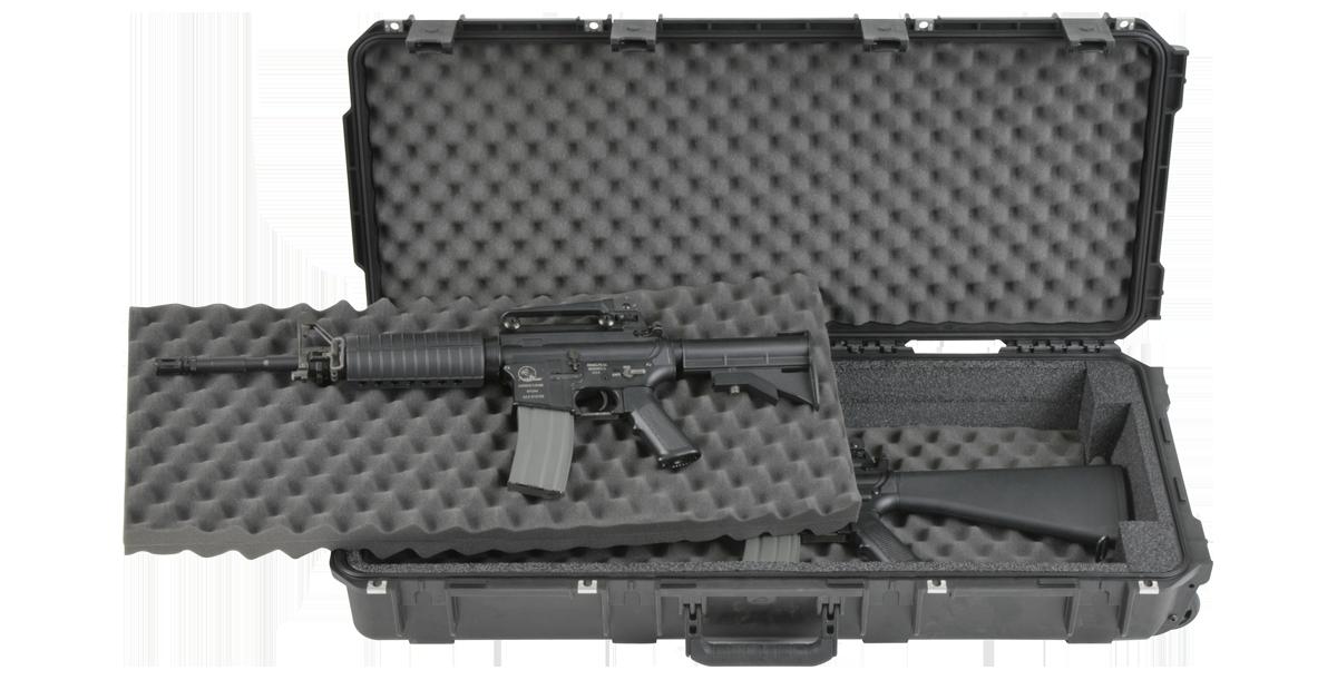 Iseries 3614 Double M4 Short Case
