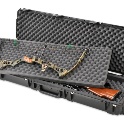 iSeries Double Bow Case