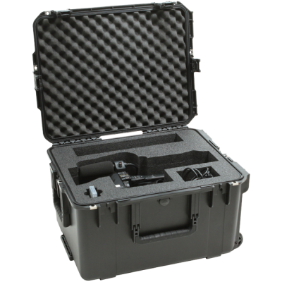 SKB iSeries JVC GY-HM750 Video Camera Case - right full